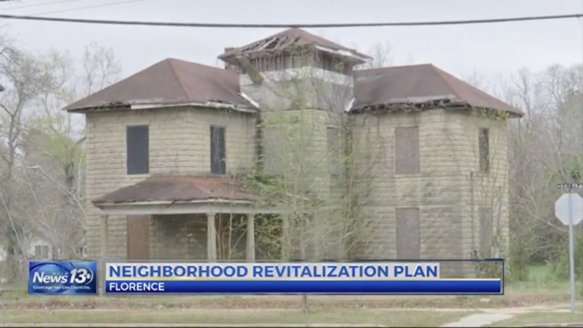 Florence Moves Forward With Demolition Rebuilding Of 21